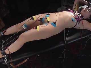 Electro torture Asian Unfocused Japanese - 10