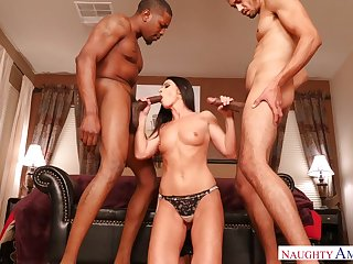 Seduced By A Cougar - India Summer
