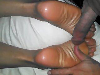 Sl33py Foot Fuck