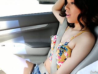 Lecherous teen Harmony Wonders shows her capability faculty in extreme chuck porn video