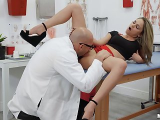 She wants it in the ass after such pussy performance