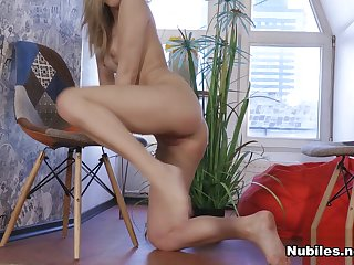 Kata in Fit As A Fuck - Nubiles