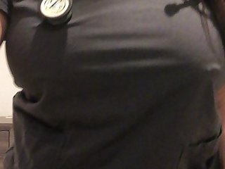 Who wants to meet this naughty RN anent the on call room? oc][f
