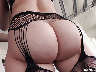 Blear of provocative Mia Malkova in lingerie getting fucked good