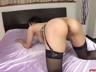 Naked xxx asian mummy xxx apart from Miu Watanabe sextube